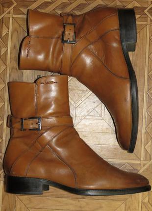 Кожаные мужские ботинки marc o'polo {оригинал}р.40