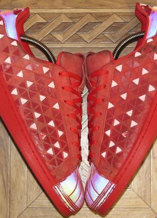 Рефлективные кроссовки adidas originals superstar xeno{оригина...