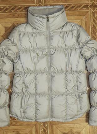 Зимний пуховик куртка puma{оригинал}р.м