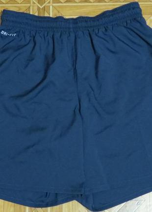 Новые шорты nike dri-fit (оригинал)р.s-m