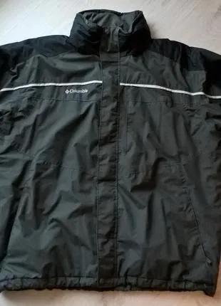 Мужская зимня куртка columbia
