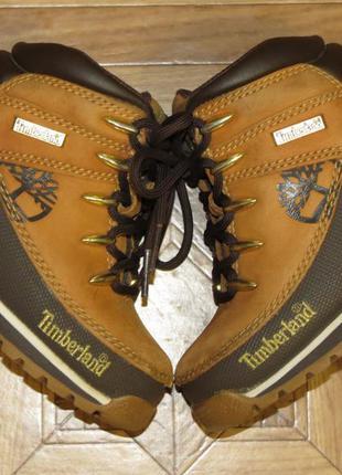 Детские ботинки timberland {оригинал}р.26.5