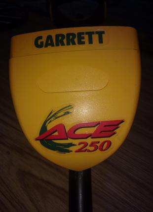 Металошукач Garrett ACE 250 + Nel Tornado (3 генерації).