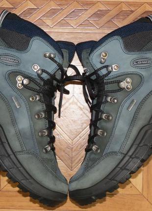 Треккинговые ботинки lowa ecco renegade gore-tex {оригинал}р.40