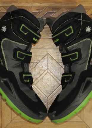 Зимние ботинки сапоги lowa milo gore-tex(оригинал)р.34-35