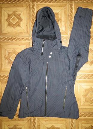 Женская куртка ветровка columbia titanium omni-tech{оригинал}р.s