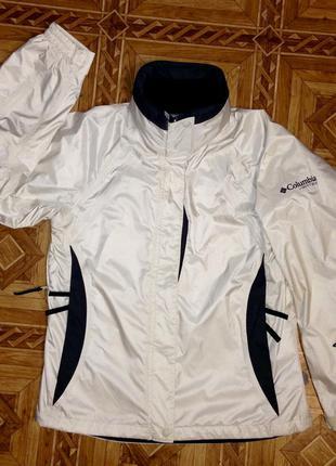 Женская куртка ветровка columbia vertex omni-tech{оригинал}р.м