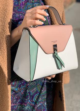Шикарна сумка з нової колекції david jones