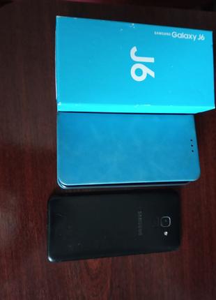 Samsung j6 2018г.