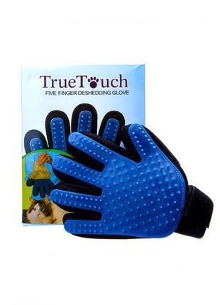 Перчатка для вычесывания Домашних животных