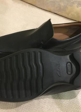 Туфли clarks новые, натуральная кожа