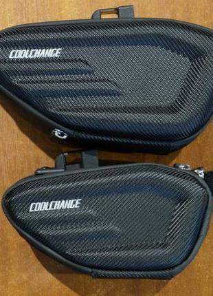 Велосипедная подседельная сумка Coolchange, велосумка