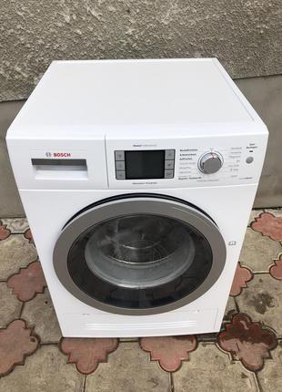Стиральная машина с сушкой BOSCH WNAD60 на 8 кг(инвертор,пралка)