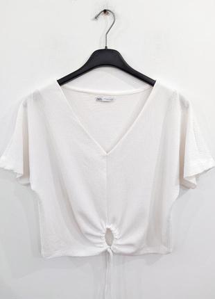 Блузка zara (новая коллекция)