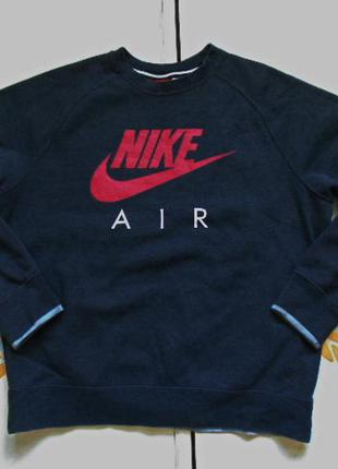 Nike свитшот размер l