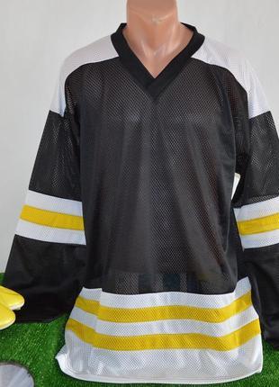 Футбольная спортивная футболка с длинным рукавом american foot...