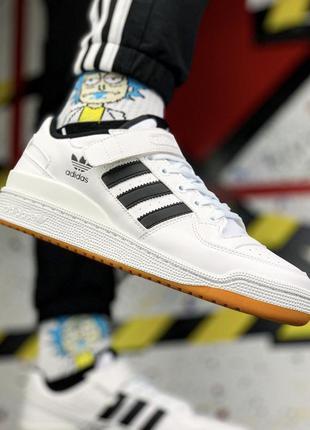 Мужские кроссовки адидас, демисезон adidas forum