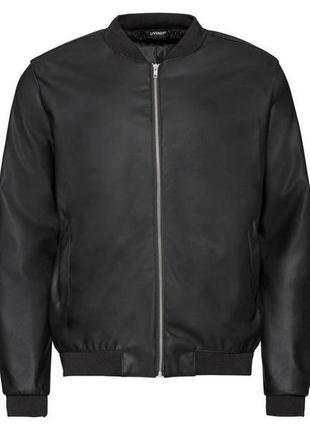 Куртка из экокожи livergy. размер 52