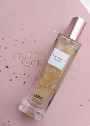 Victoria's secret масло с шиммером для тела виктория сикрет vi...