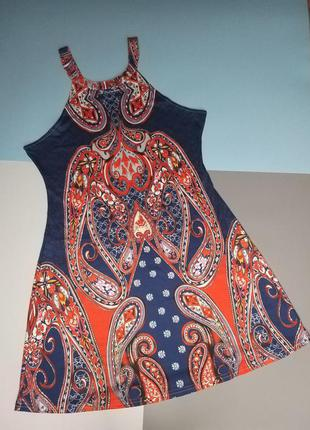 Платье туника cарафан
