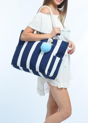Пляжная дорожная сумка