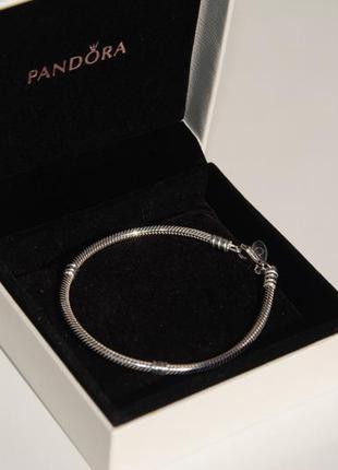 Браслет pandora оригинал серебряный браслет пандора