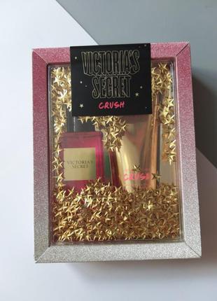 Набор косметики victoria's secret crush в подарочной коробке