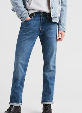 Мужские джинсы levis 501 левис levis