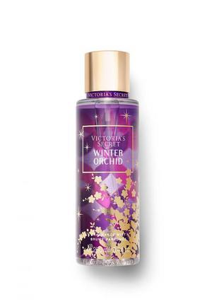 Спрей для тела winter orchid спрей мист виктория сикрет victor...