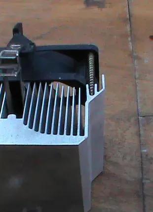 Охлаждение процессора АМД
