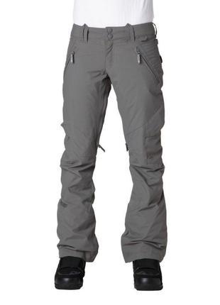 Сноубордические штаны dc shoes зимние штаны