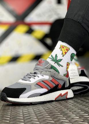 Adidas tresk run, мужские кроссовки адидас, для бега.