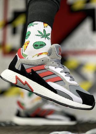 Мужские беговые кроссовки адидас adidas tresk run