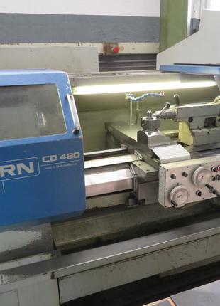 Токарный станок DMT KERN CD 480