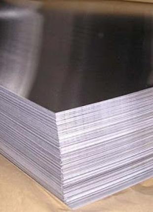 Лист алюминиевый 3 (1250х2500) 1050А Н24