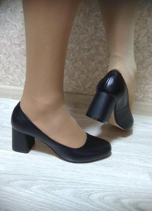 Туфли - натуральная кожа! новинка 2020!!!