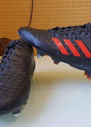 Фирменные кроссовки для футбола, бутсы аdidas ,оригинал