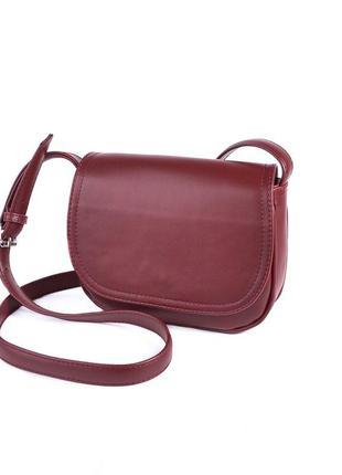 Маленькая сумочка кросс боди, сумка с длинным ремешком cross b...