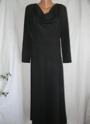 Длинное новое платье