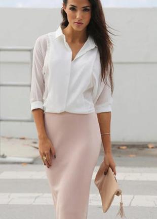 Рубашка,блузка с жемчугом flame