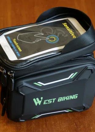 Велосипедная сумка West Biking, сумка для велосипеда