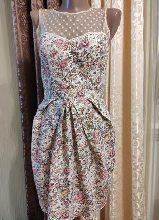 Платье, нежное нарядное платье