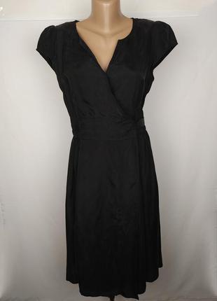 Шикарное платье оригинальная шелковое l.k.bennett uk 14/42/l