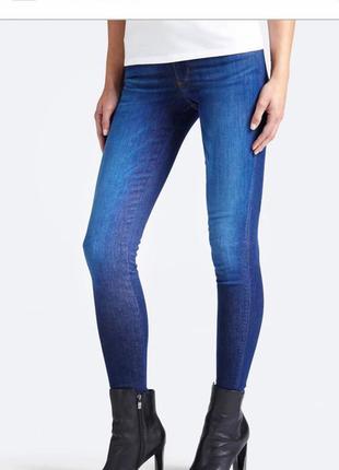 Оригинал джинсы guess размер м суперскинни