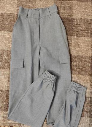 Брюки, штаны, джоггеры, брюки на резинке