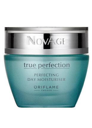 Дневной увлажняющий крем для совершенства кожи novage true per...