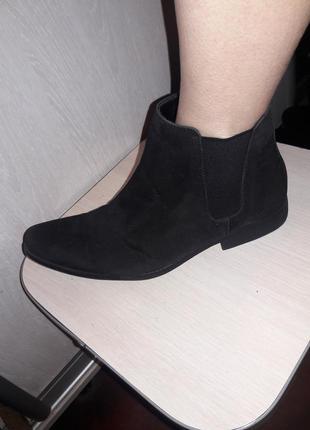 Ботинки продам.