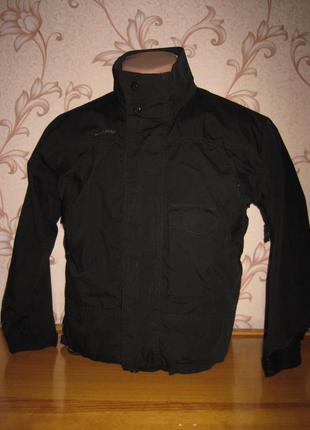 Куртка- ветровка мужская (подростковая). размер s.  в отличном...