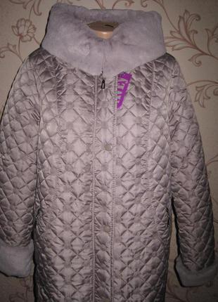 Куртка женская, зимняя. размер 52, 54. новые! в наличии!