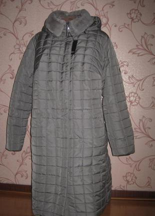 Куртка женская, зимняя. размер 62.  в наличии!
